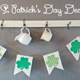 Simple St. Patrick's Day Decor