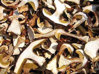 Cogumelos secos: como cozinhá-los?