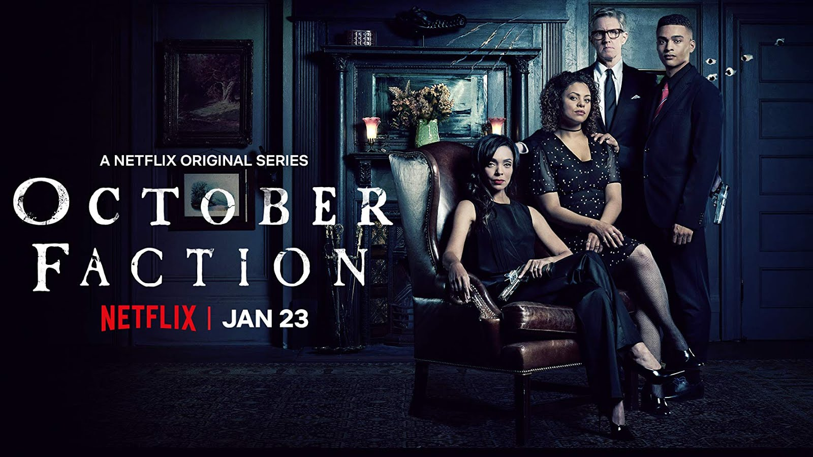 October Faction Netflix