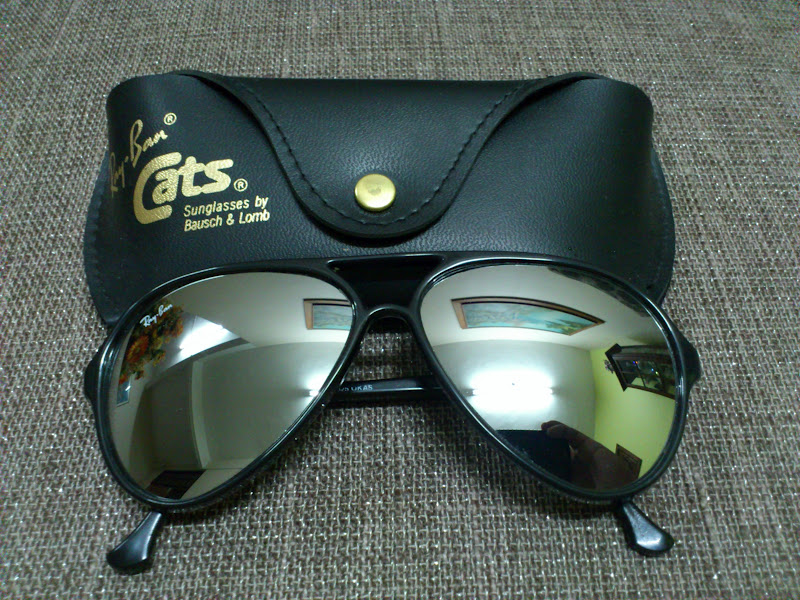 2bd20ebe86f Ray Ban Cats 5000 Vintage « Heritage Malta