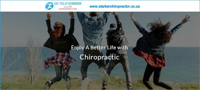 Dr. Felix Starker Chiropractor