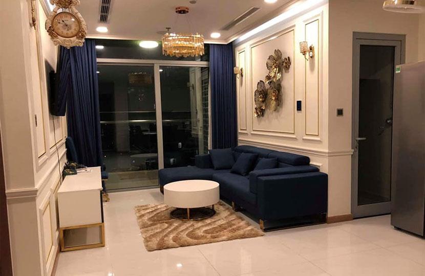 Park 6 tầng 31 bán căn hộ 3PN nội thất cao cấp | Vinhomes Bình Thạnh