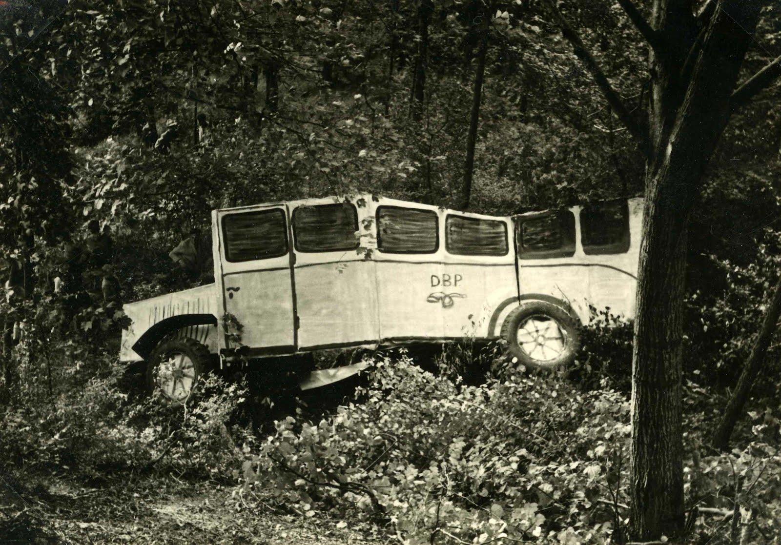 Eningen u.A.: 1954: Bei der Simulation eines Unfalls verunglückte ...
