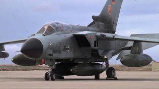 Jet Tempur Tornado AU Jerman