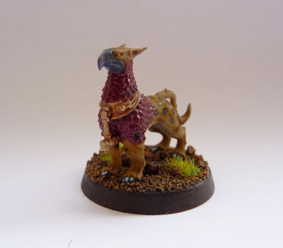 Gryph-Hound from Warhammer Quest: Silver Tower.