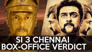 All important Si 3 Box -office verdict is here