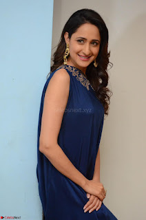 Pragya Jaiswal in beautiful Blue Gown Spicy Latest Pics February 2017 010.JPG