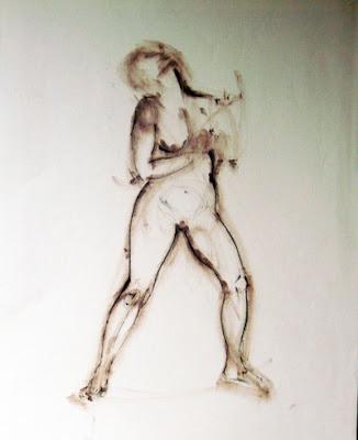 desnudo, por L.G.Mayo
