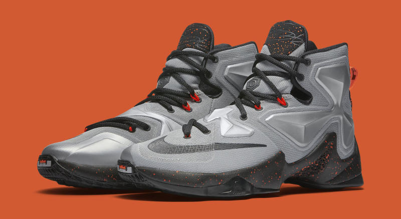 finest selection 359c4 13ce2 canada lebron 13 silver recenze 23cf7 658d7