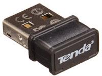 Tenda W311MI N150 150Mbps Nano USB wireless Adapter