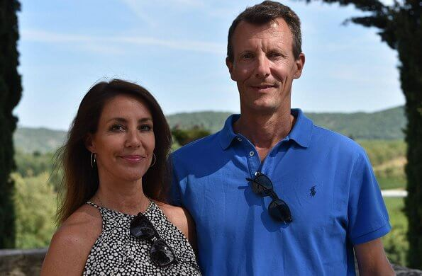 Prince Joachim and Princess Marie have offered their thanks to all those who cared for the prince during his time in hospital