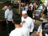 Wajar saja Ahok Menang Di TPS Habib Rizieq Karena Banyak Warga Non-Muslim