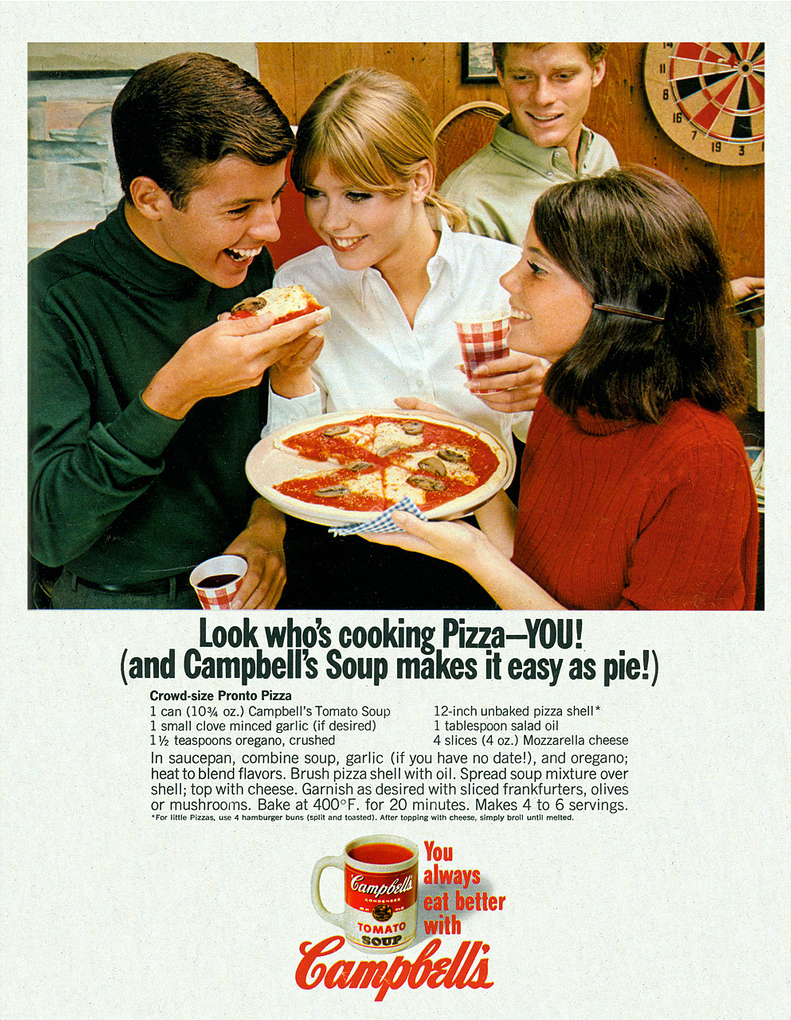 campbell s country kitchen campbell s tomato soup 1967 vintage ads 1967