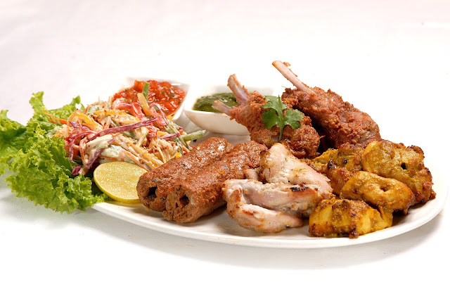 UNLIMITED KEBABS AND TWO SELECT BEVERAGES AT MY FORTUNE, BENGALURU