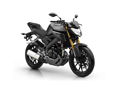2016 Yamaha MT 125 ABS side image