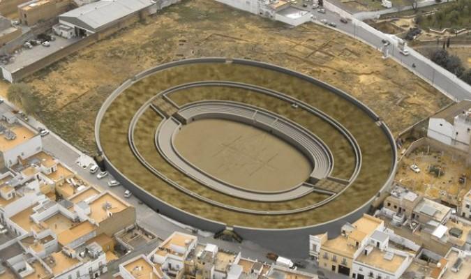 El anfiteatro carmonense el m s antiguo de la hispania - Maderas hispania ...
