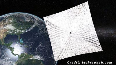 Crowdfunded LightSail 2 Spacecraft Flys On Sunlight Alone