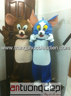 bán mascot thú rối rẻ nhất toàn quốc
