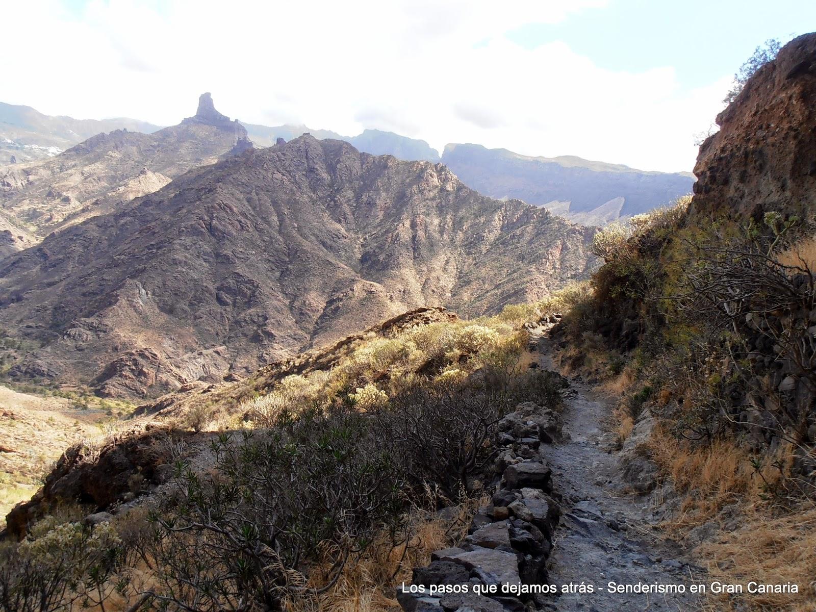 Bentayga y camino a Acusa