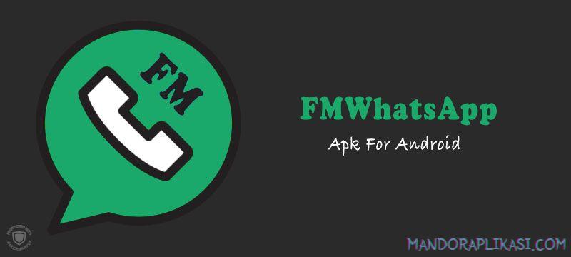 Download Fmwhatsapp Mod Versi Terbaru 2019 Mandor Aplikasi