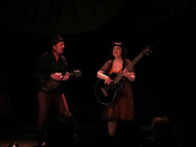 Lili Cros Thierry Chazelle Peau Neuve Ciné 13 théâtre spectacle concert musique paris 18e