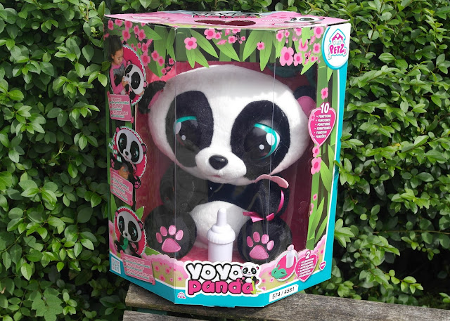 Club Petz YoYo the Panda - Blog Review  IMC Toys