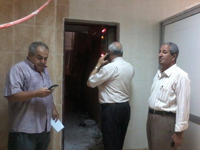 """بالصور """"هي فوضي"""" شعار فساد مستشفي الفيوم العام وصحة الفيوم تحيل المقصرين للتحقيق"""