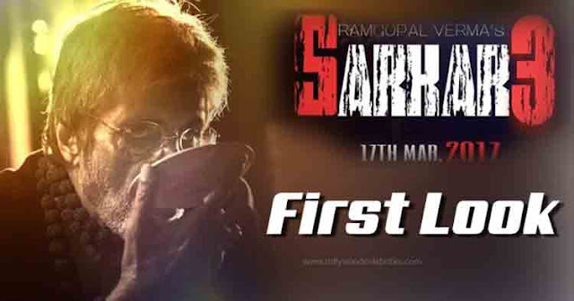 Ram Gopal Varma Sarkar 3 First Look Out