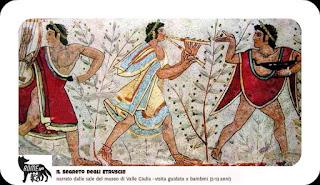 Il segreto degli Etruschi narrato dalle sale del Museo Etrusco di Villa Giulia - Visita guidata per bambini Roma