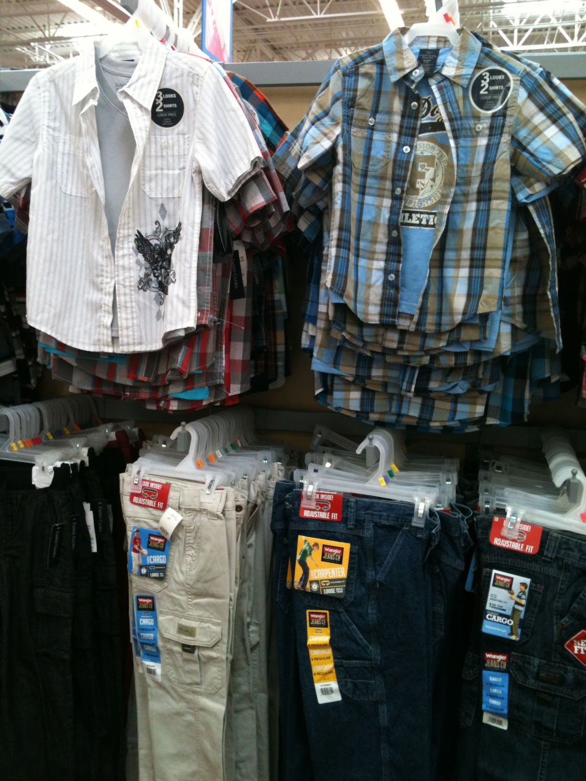 Our Back-to-School Clothing Action Plan at Walmart   Lille ...