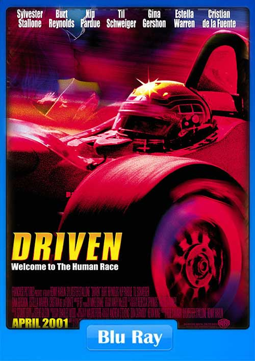 Driven 2001 480p BluRay 300MB x265 Poster