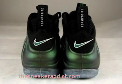 "f5374291339 Here is new images of the Nike Air Foamposite Pro ""Dark Pine"" Sneaker  releasing this Fall"