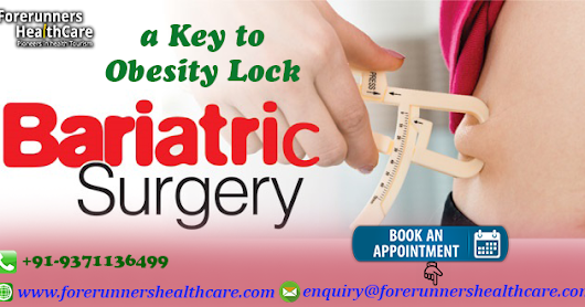 Bariatric Surgery a Key to Obesity Lock