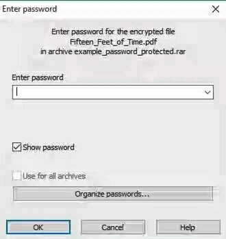 WinRar Ki Password Protected Files Ke Password Ko Kaise Crack Kare Aur password remove kare