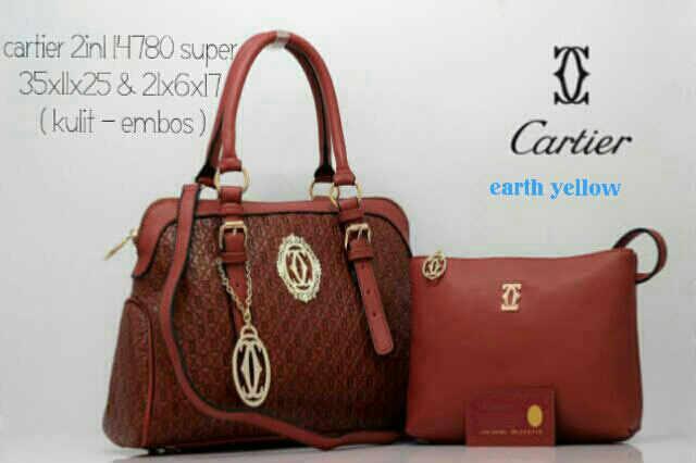 Model Tas Cartier Original Terbaru