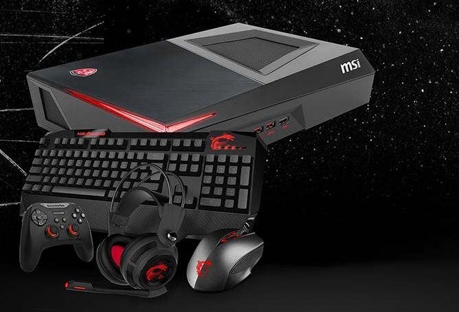 MSI Trident 3, PC Gaming Terkecil Di Dunia