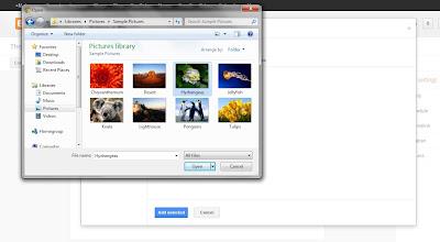 Cara Memasukkan Foto ke Postingan Blog