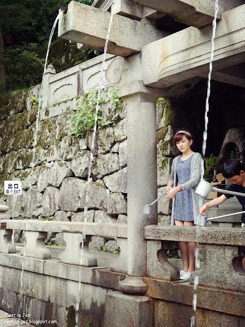 japan osaka kyoto trip Kiyomizu-dera malaysia travel blogger cestlajez