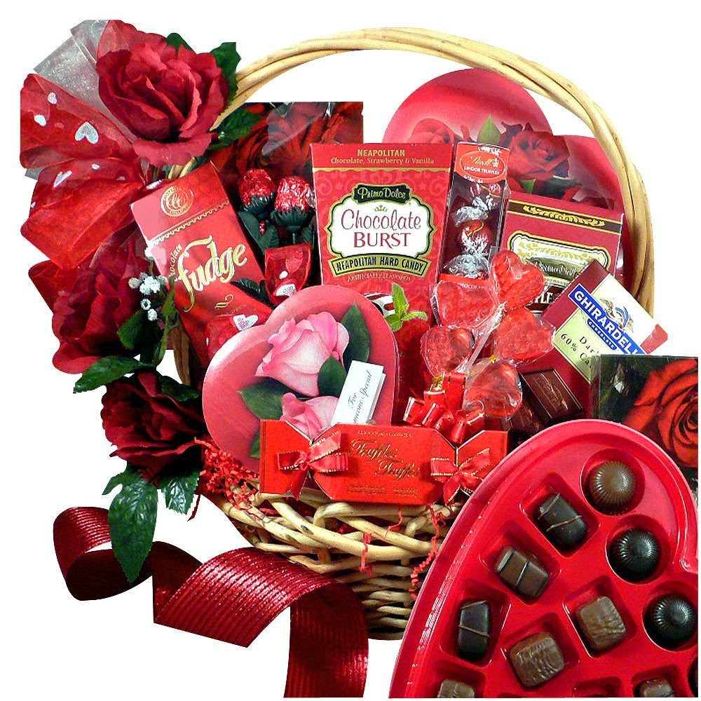 Cute valentines day gifts for her for Sweet valentines day gifts for her