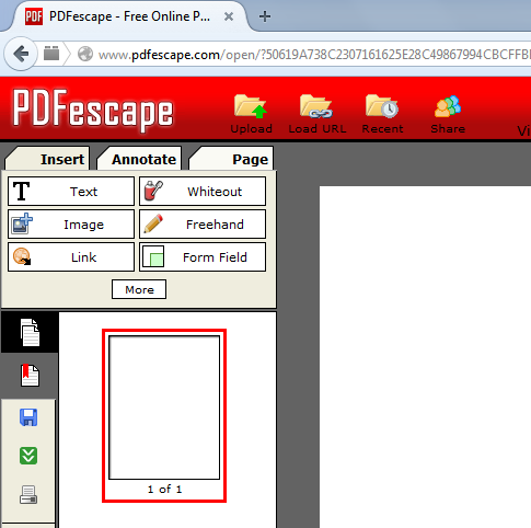 in pdf escape how to edit the pdf again