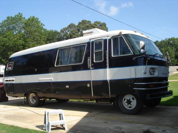 Used rvs dodge travco motor home for sale for sale by owner for Motor homes for sale in maine