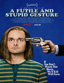 Un gesto estúpido e inútil (2018)