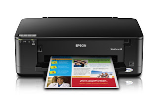 Download Epson WorkForce 60 drivers