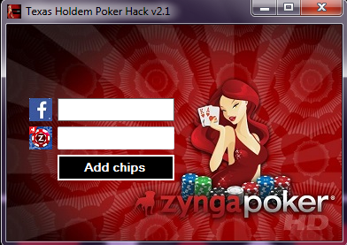 Texas holdem poker hack
