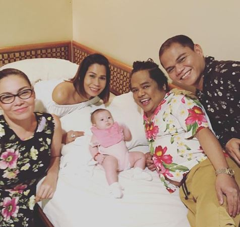 Right After PGT Live Shows, Angel Locsin Rushed To Pay Baby Malia A Visit