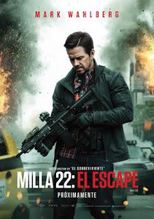 Milla 22: El escape en Español Latino