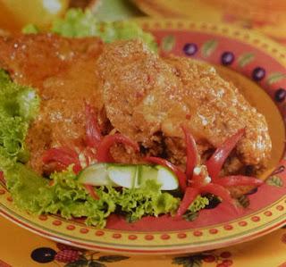 Resep Ayam Pukang Masakan Kuno Tionghoa