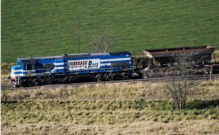 La Agroindustria no utiliza los trenes de Carga