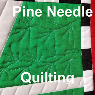 Pine-Needle-Freehand-Quilting-Motif-Fill
