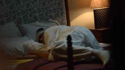 अमिताभ बच्चन ने ब्लॉग पर शेयर की सोती हुई तस्वीर